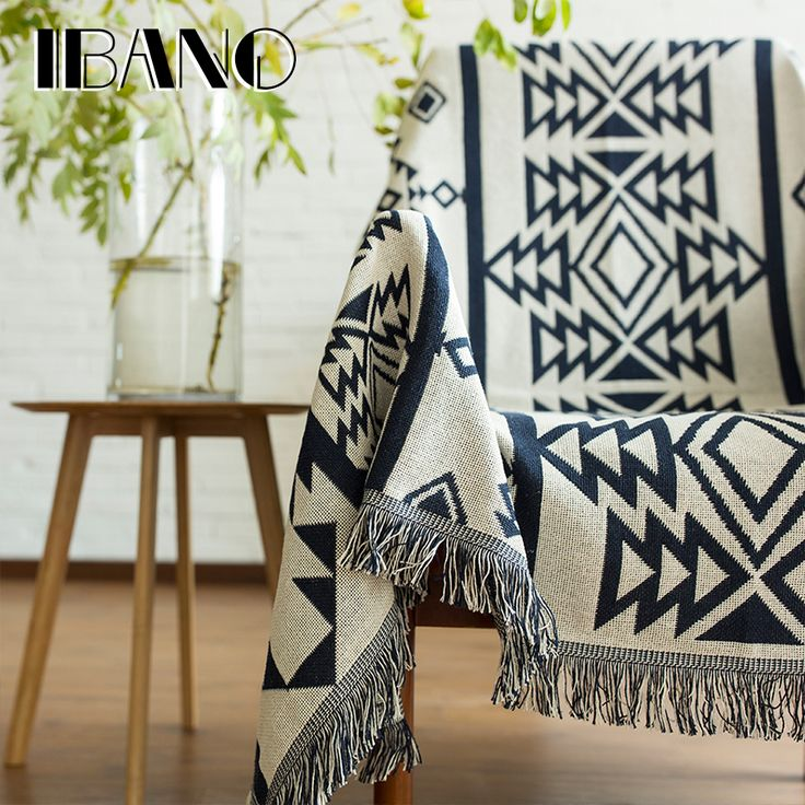>> Click to Buy << Multi-function Throw Blanket Sofa Cover 180x230cm Cotton Thread Blanket Vintage Home Decorative For Beed Sheet Floor Mat #Affiliate