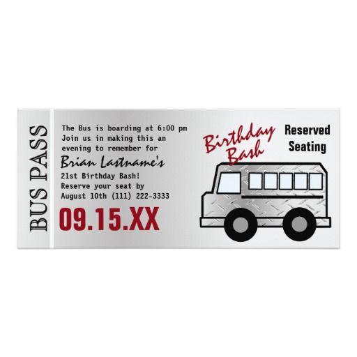 72 best wheels on bus images on Pinterest School buses, School - bus pass template