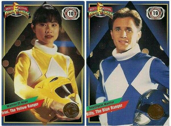Thuy Trang  and  David Yost
