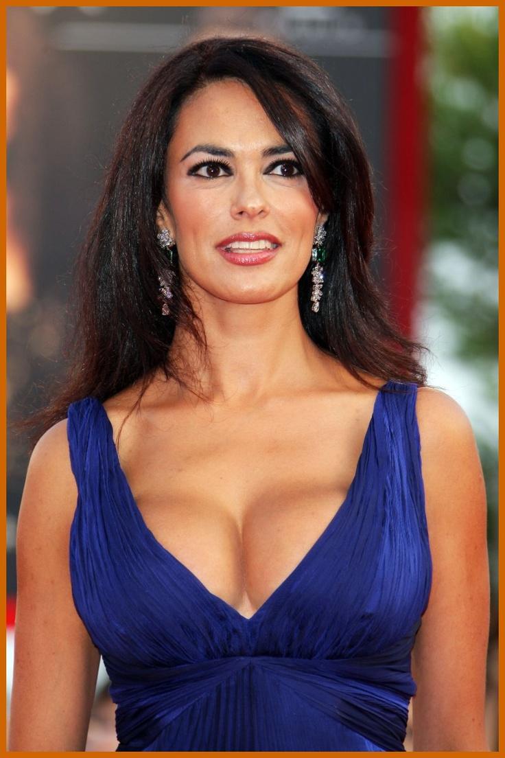 Maria Grazia Cucinotta | 007 & The Bond Girls | Pinterest Filmfestival