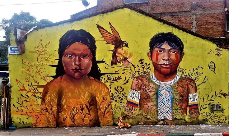 regram @tschelovek_graffiti @oscar.arango_shagu  #Apu в Кали (Колумбия). #Shagü #Shagu #graffiticali #streetartcali #calistreetart #graffiticolombia #colombiastreetart #streetartcolombia #граффити_tschelovek #streetart #urbanart #graffiti #стритарт #граффити #wallart #graffitiart #wallpainting #muralpainting #artederua #arteurbana #muralart #graffiticulture #graffitiwall #graffitiartist #streetart_daily #streetarteverywhere