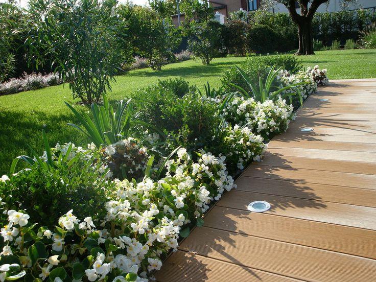 Verde Progetto -  pavimentazione in legno wpc
