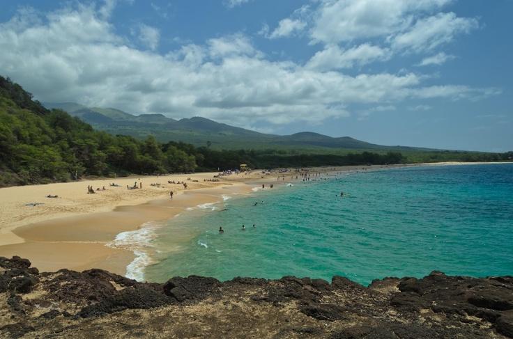 Big Beach, Maui by Louie Deligianis, via 500px