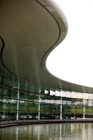 McLaren factory: Building 3