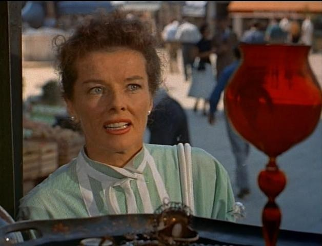 """Summertime"" by David Lean (1955) - Katharine Hepburn"