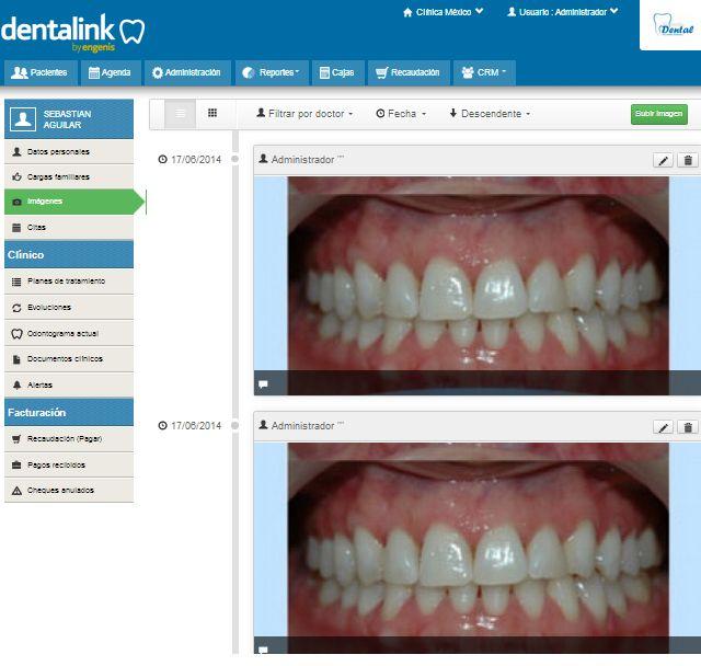 Imágenes #Dentalink #softwaredental