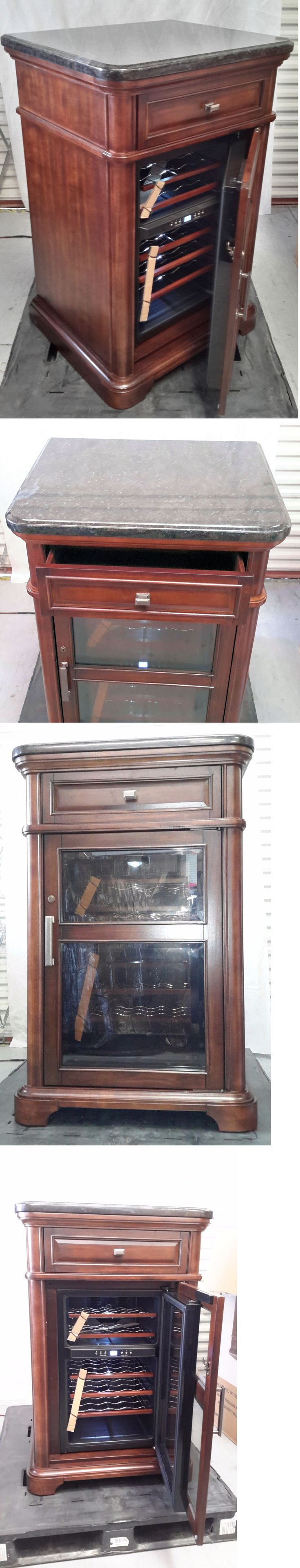 Wine Fridges and Cellars 177750: Tresanti 24 Bottle Dual Zone Wood Granite Wine Refrigerator Cooler Fridge New -> BUY IT NOW ONLY: $550 on eBay!