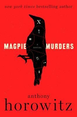 The Magpie Murders by Anthony Horowitz, is my Waiting on Wednesday pick.