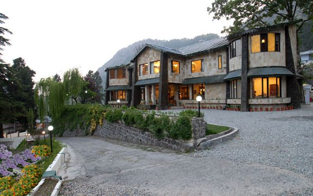 Surrounded by the beautiful flora and fauna of the Himalayas, #ShervaniHilltop, #Nainital is a 4 star #hotelsinnainital. The hotel has 47 rooms with fully furnished accommodation.Opportunities for #rockclimbing, #trekking, #paragliding and horse riding, arranged by the hotel. #stay #nainitalhotels
