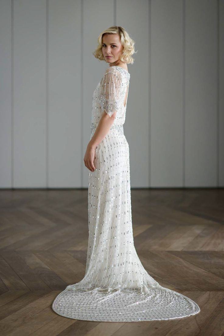 Vicky Rowe: A Debut Collection of 1920s and 1930s Inspired Heirloom Style Wedding Dresses | Love My Dress® UK Wedding Blog yes yes yes