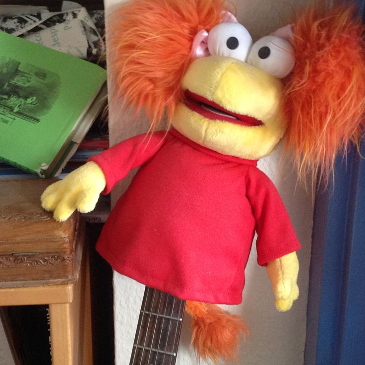 Red the fraggle