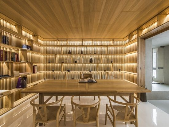 Wood For Thought: Haitang Villa In Beijing, China By Arch Studio.  Architecture ...