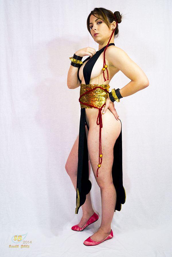 Chun-Li: Evening dress XIV by SouthBlitz