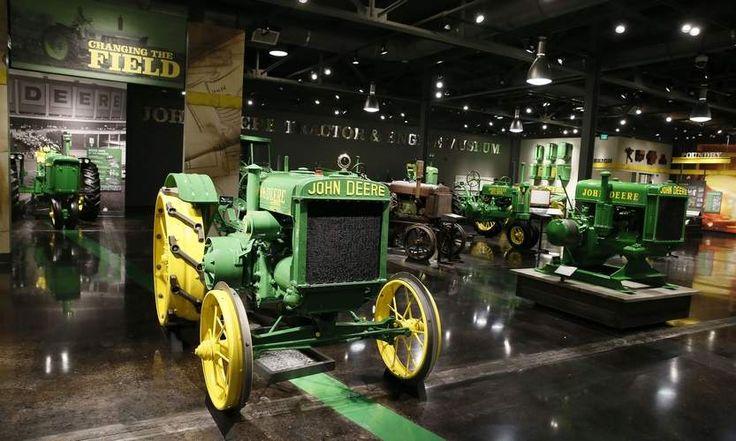 John Deere Tractor & Engine Museum, Waterloo, IA