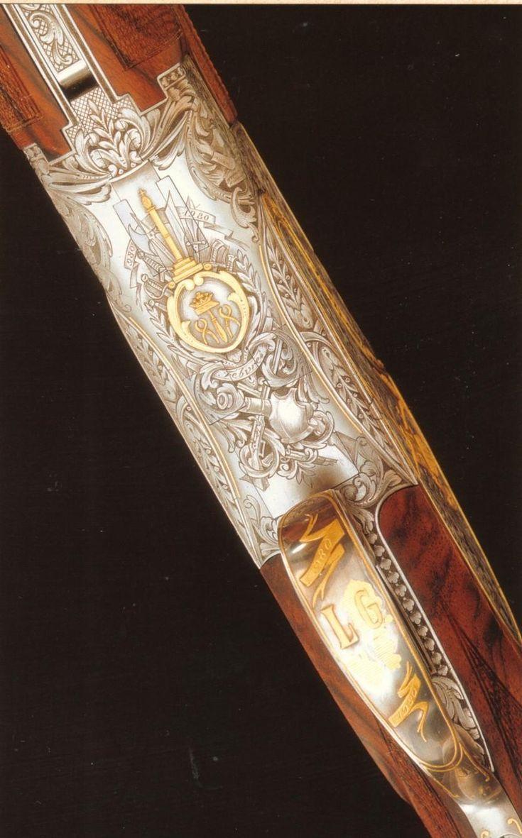Engraver: Louis Vrancken (Belgium)  FN. Millénaire de la principauté de Liège