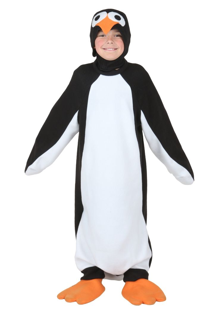 Penguin Costumes For Babies Diy Your Shoes