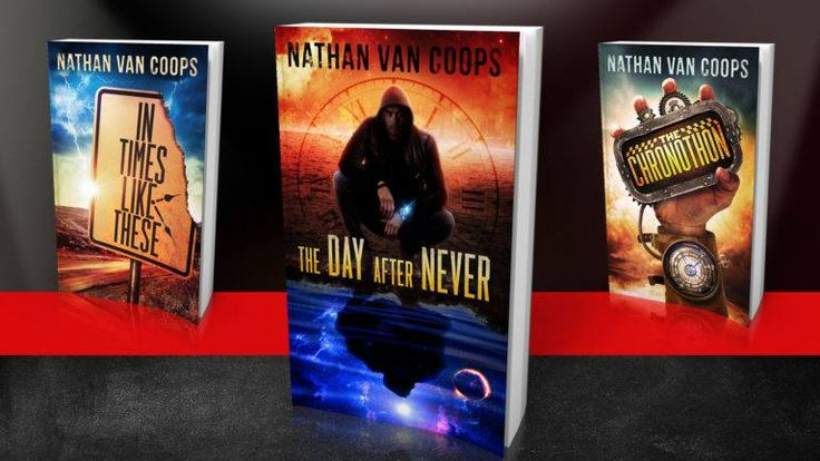 #Sciencefiction fans WELCOME returning #author, Nathan Van Coops, author of three time travel adventures. Nathan is a career aviator who moonlights as a writer. He loves old planes, motorcycles, tacos, and Volkswagens. Be sure to join Nathan on September 17th at the WestShore Plaza to pick up your copies. Let the adventure begin! https://www.facebook.com/nathanvancoops #OnPointBookFair 2016!