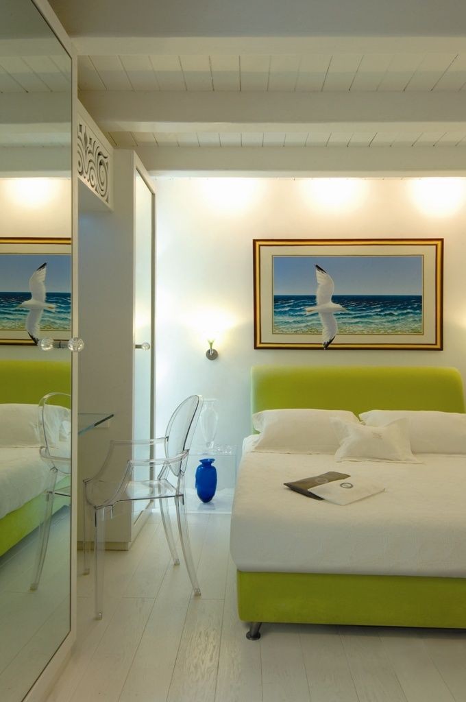 Noah's Mykonos Villa, Bedroom..