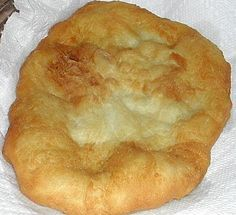 SIOUX FRY BREAD: Indian Fry Bread - My mother and grandmother made this.  Fry Bread was first made using the flour and lard given to Indians when they were forced onto reservations in the late 1800s.  My grandmother and mother were part of the Sioux tribe of NorthEastern Montana.