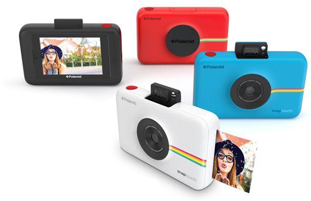 Polaroid Snap Touch LCD FullHD Video Biały - Aparaty cyfrowe - Foto - Sklep internetowy Cyfrowe.pl