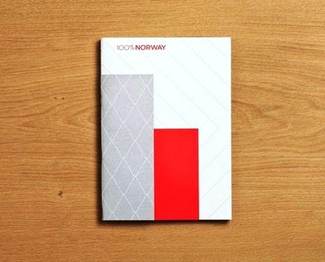 Contoh Desain Katalog Atraktif - Contoh-desain-katalog-100-percent-Norway-oleh-Heydays-Design-Agency