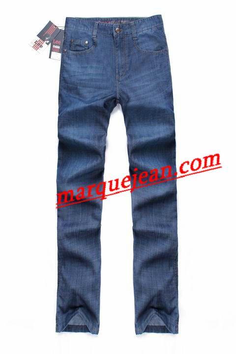 Vendre Jeans Lee Homme H0023 Pas Cher En Ligne.