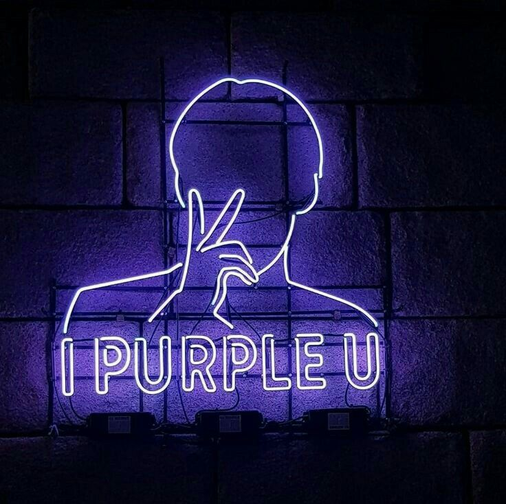 I_PURPLE_YOU 💜 I am more than a PICTURE🌻 in 2020 Bts