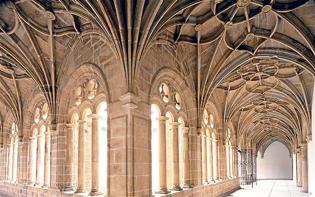 Great Spanish Architecture- San Sebastian, Spain