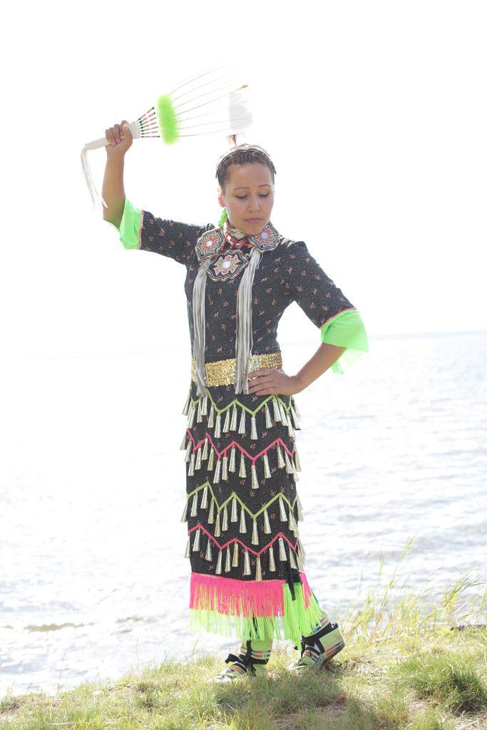 Pow WoW Jingle Outfits | Jingle Dress Dancer