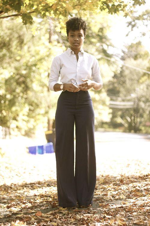 Faintly Masculine, I Wear The Pants Rugby shirt | Vintage Slacks ...