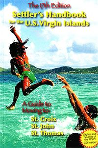 If you are considering moving to the U.S. Virgin Islands, investing in the islands or if you are a new resident; this book is a must have! The Settlers Handbook for the U.S. Virgin Islands is your guide to moving to St. Croix, St. Thomas, St. John and Water Island. It includes helpful information on employment, renting a home, real estate, schools, healthcare, churches, local events, sports and recreational activities. It discusses how to move personal items, furniture, pets and cars. It ...