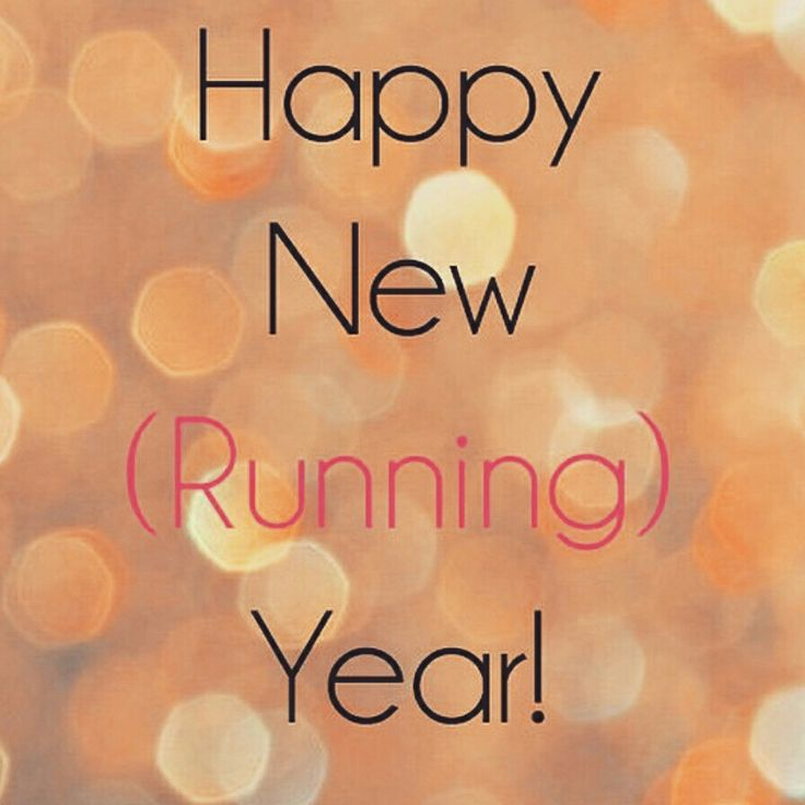 Just run #running