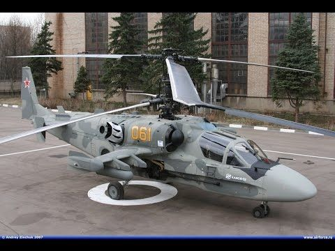DEADLY FAST Russian military Ka 52 Alligator Attack Helicopter - YouTube