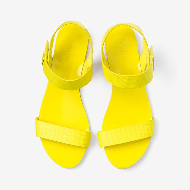 Best 25+ Neon yellow shoes ideas on Pinterest   Yellow ...