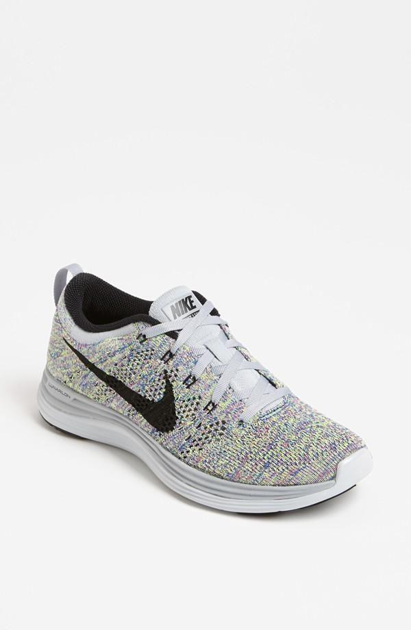 Nike 'Flyknit Lunar1+' Running Shoe