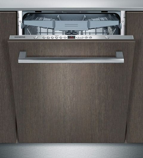 Siemens iQ300 SN66L080GB Fully Integrated Dishwasher - Stainless Steel