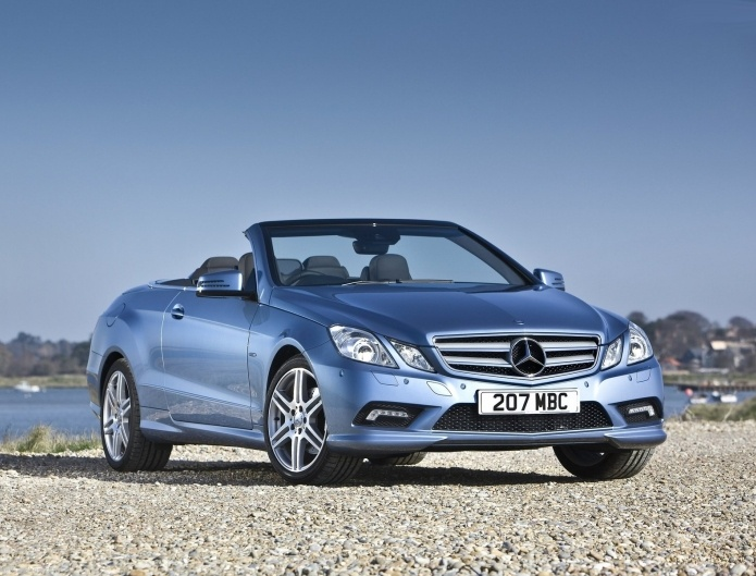 Win a Mercedes E350 CGi Cabriolet Sport - Ticket Price - $7
