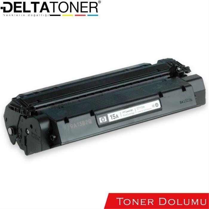 Hp C7115A Toner Dolum