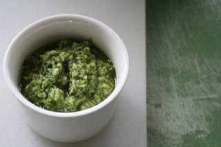 Chimichurri saus - godt til grillet kjøtt - Mat Pa Bordet