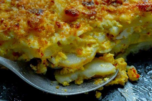Παραδοσιακή μαγειρική: Πατατόπιτα
