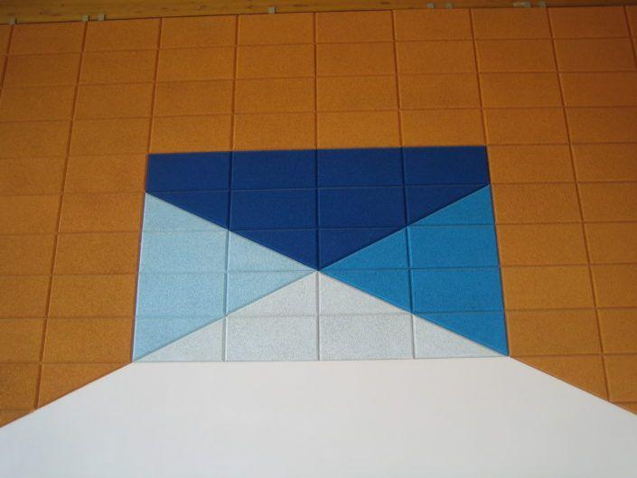 10 motivi per usare i pannelli di sughero colorati negli ambienti pubblici