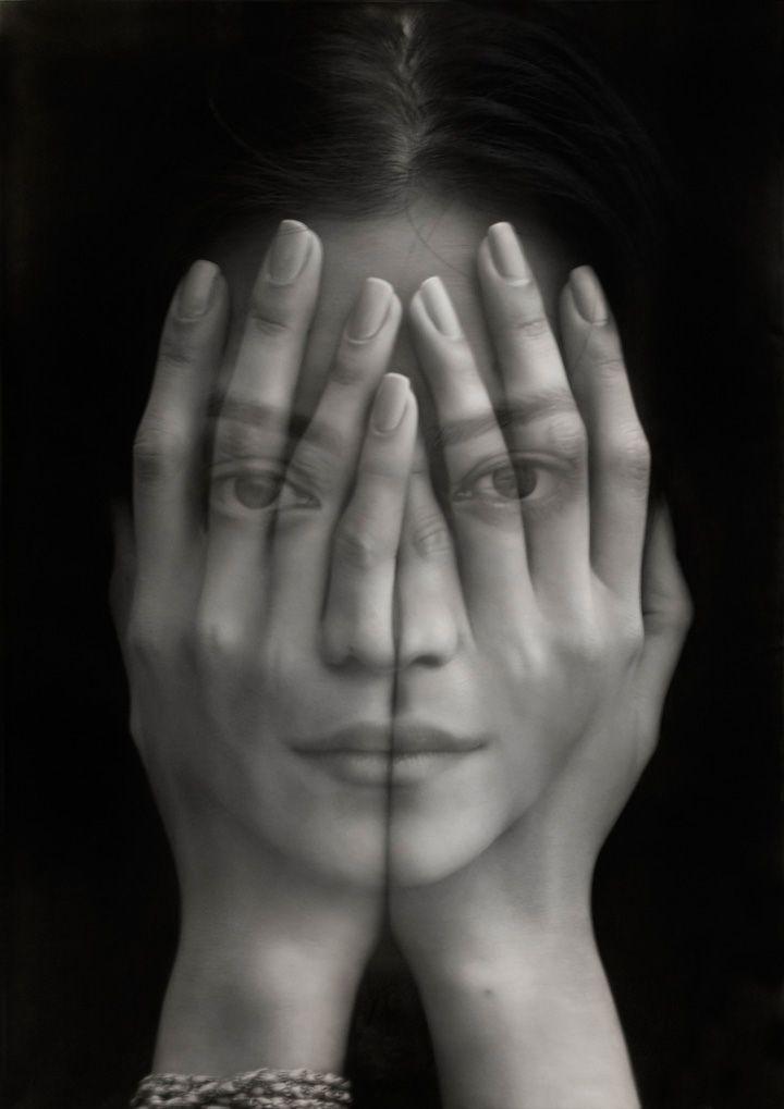 mirror - tigran tsitoghdzyan - Quand le Noir et Blanc sublime la #Photo !
