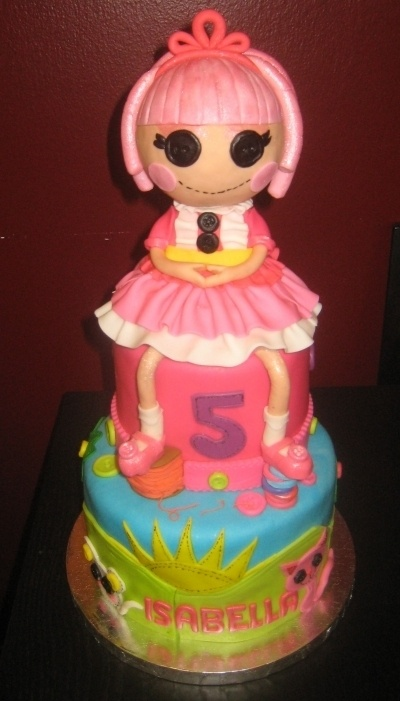 Lalaloopsy cakes-i-ve-made: Lalaloopsy Cakes, Birthday Parties, 5Th Birthday, Buttons, Parties Ideas, View, Lalaloopsy Parties, Dolls Cakes, Birthday Cakes