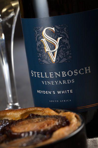 Stellenbosch Vineyards Heyden's White.