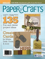 Paper Crafts magazine  I get great inspiration from Paper Craft Magazines