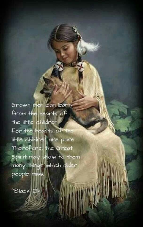 Pin by Kristie Tielking on Quotes | Native american ...