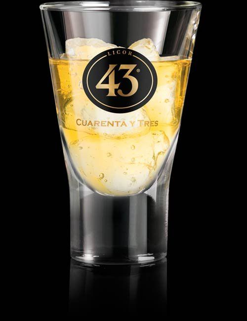 Puur Recepten - Licor 43 on the rocks