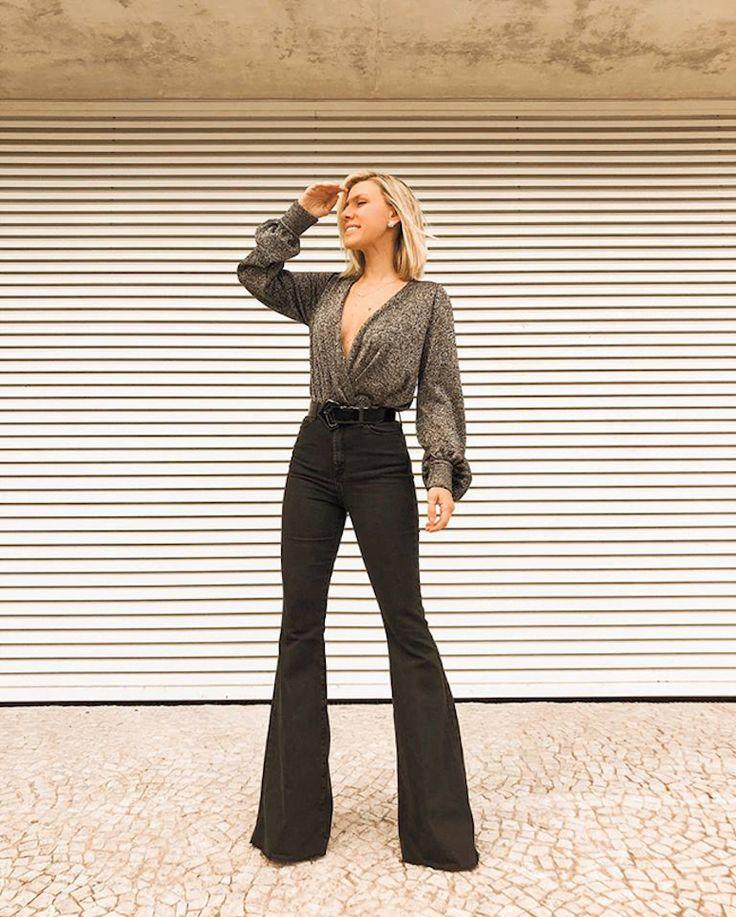 Calça de cintura alta: 60 sugestões de looks confortáveis e arrasadores