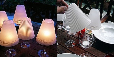 Glass + Lamp