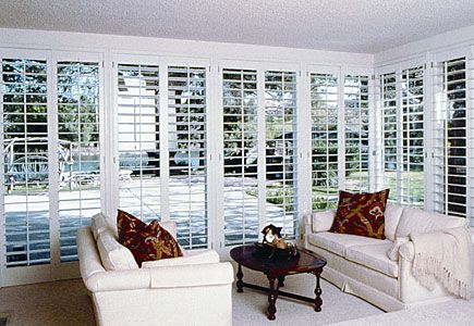 Danmer Shutters offers countless options in frames, colors and finishes - even custom-color matching. We fit our shutters to your home décor, not the other way around. Kitchen or bath? Try our water resistant Thermalite shutters.  For quality control, Danmer employs our own factory trained and certified installers. Unlike our competitors, no job is too complex. Shutters Pleasanton  by Danmer Custom Shutters,  Plantation Shutters, Window, Wood, Interior and House Shutters in Pleasanton…